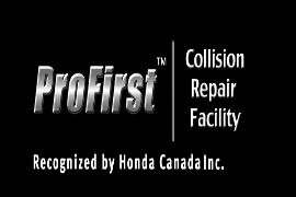 Vancouver Honda & Acura Profirst Collision Certified Repair Facility