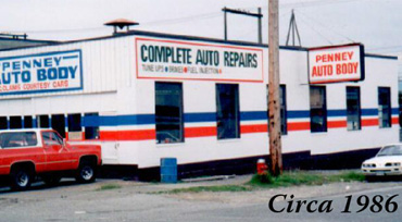 Vancouver Penney Auto Body